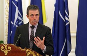 Rasmussen: UE powinna przedłużyć sankcje na Rosję