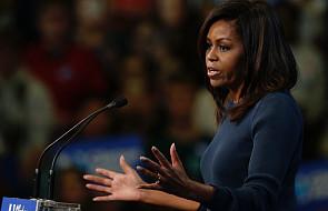 Michelle Obama atakuje Trumpa za stosunek do kobiet