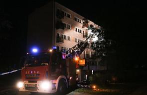 Wybuch w Warszawie - nie żyje jedna osoba