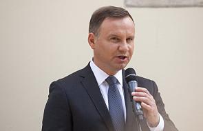 Andrzej Duda: chcemy mówić jednym głosem