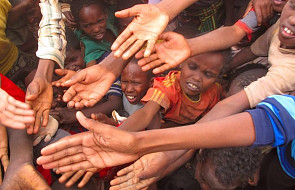 Caritas Europa wzywa UE do walki z głodem na świecie