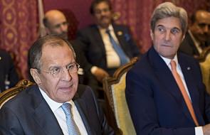 Koniec spotkania ws. Syrii; mają być dalsze kontakty