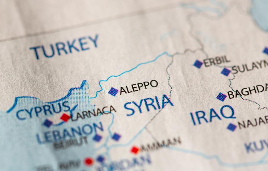 Syria: rebelianci wyparli IS z ważnego miasteczka Dabik