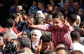 """W czwartek """"przerwa humanitarna"""" w Aleppo"""