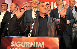 Czarnogóra: sondaże wskazują, na wygraną socjalistów