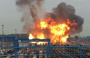 Rośnie liczba ofiar wybuchu w Ludwigshafen
