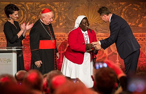 Siostra Rosemary Nyirumbe pierwszą laureatką nagrody Veritatis Splendor