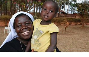 Zakonnica ratuje dziewczyny od gwałtu i wojny