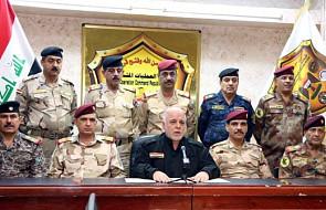 Decydujący moment w wojnie o uwolnienie Iraku od IS