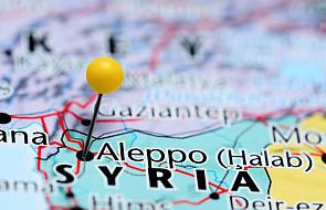 Syria: dłuższa przerwa humanitarna w Aleppo