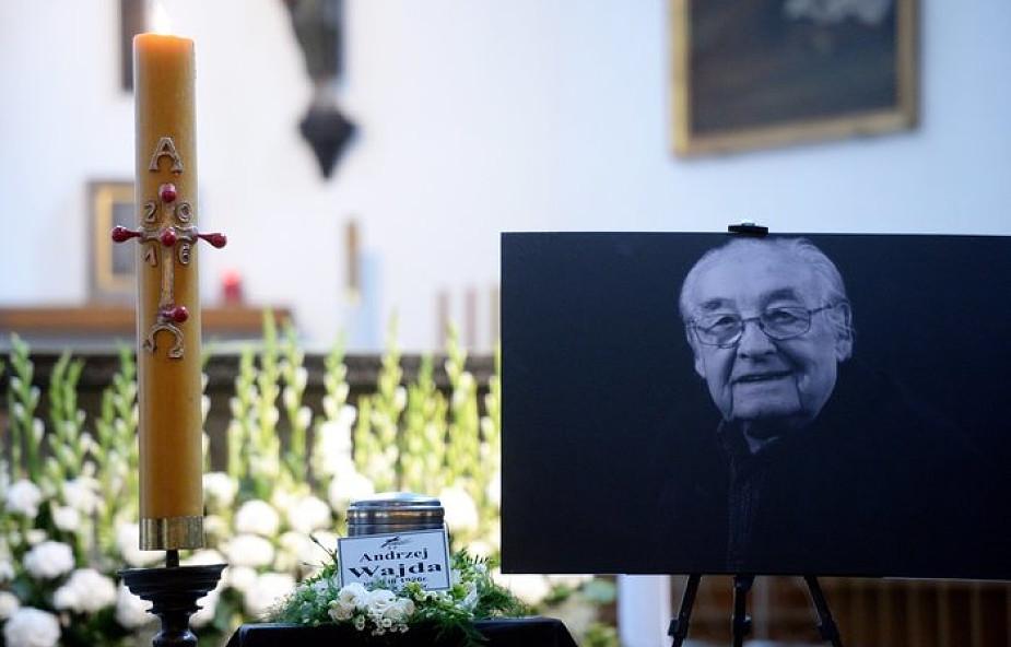 Dziś w Krakowie pogrzeb Andrzeja Wajdy