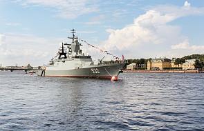 Do Syrii płynie osiem rosyjskich okrętów wojennych