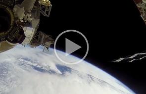 Zobacz transmisję live z orbity Ziemi [WIDEO]