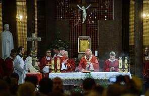 Msza w intencji kanonizacji ks. Popiełuszki