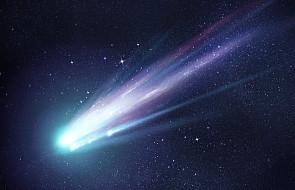 Kiedy kometa zawiruje się na śmierć