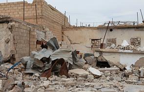 """""""Przerwa humanitarna"""" w Aleppo"""