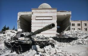 Rozejm w Aleppo przedłużony o kolejne 24 godziny