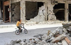 """Aleppo: mimo """"przerw humanitarnych"""" nie ewakuowano rannych"""