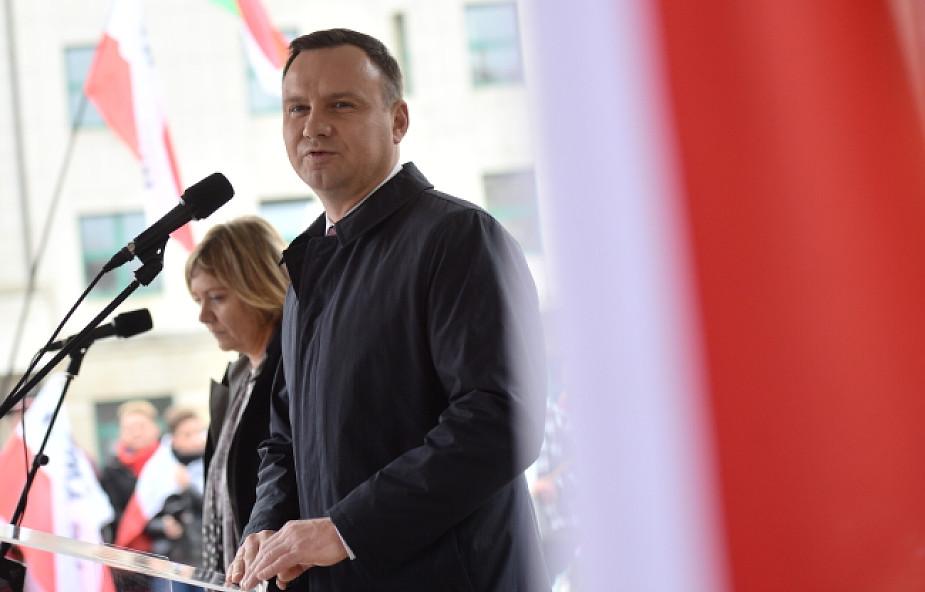 Duda: zryw Polaków dał impuls powstaniu węgierskiemu