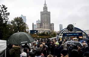 """W stolicy przepychanki w czasie """"czarnego protestu"""""""