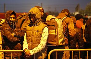 Francja: ewakuacja obozu migrantów