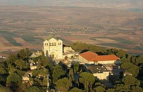 Zbezczeszczono Bazylikę Przemienienia Pańskiego na górze Tabor