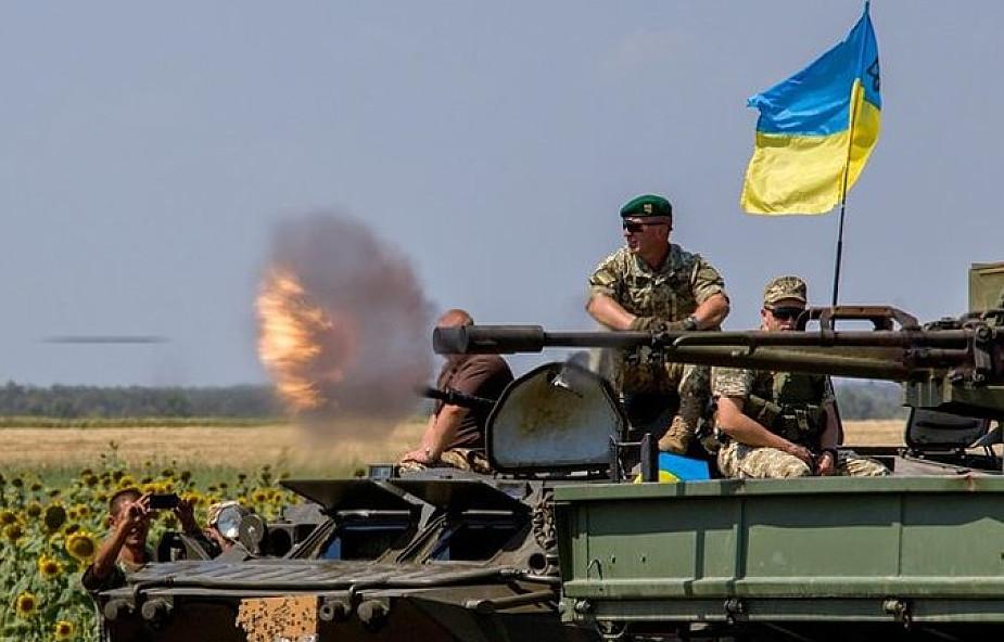 Rosjanie przysłali nielegalny konwój z pomocą dla Donbasu
