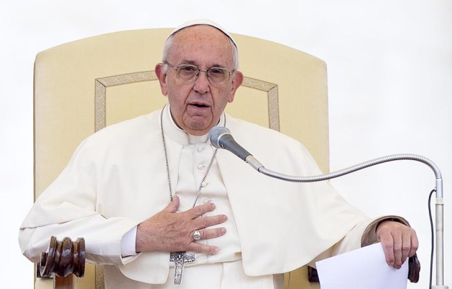 Papież Franciszek: Chrystus sam jest niewolnikiem w handlu ludźmi
