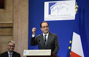 Hollande: W. Brytania musi wypełnić zobowiązania ws. nieletnich z Calais