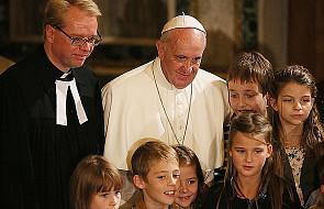 Nieoczekiwany krok papieża w stronę luteran