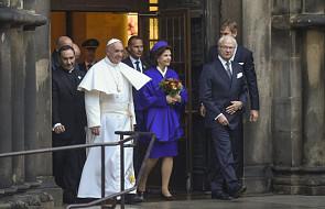 Szwedzka prasa bez entuzjazmu wobec papieskiej wizyty