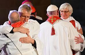 Papież podpisał wspólną deklarację katolików i luteran