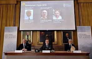Sztokholm: przyznano Nagrodę Nobla z fizyki