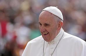 Papież na Twitterze o św. Franciszku