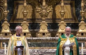 Papież do anglikanów: niech zrodzi się nowy impuls komunii i misji