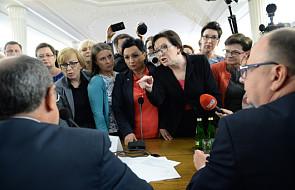 W komisji sejmowej wnioski o odrzucenie projektu dot. aborcji