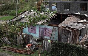Huragan zabił już 69 osób na Haiti i Dominikanie