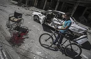 Syria: zginęło 16 rebeliantów