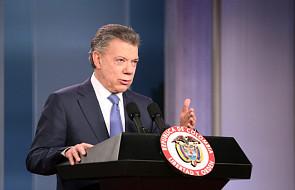 Juan Manuel Santos laureatem Pokojowej Nagrody Nobla