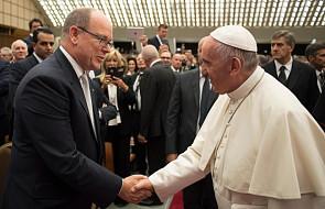Przewodniczący episkopatów Europy u księcia Monako