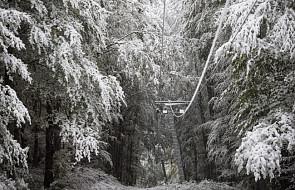 GOPR: ostrzeżenie o ciężkich warunkach w Beskidach