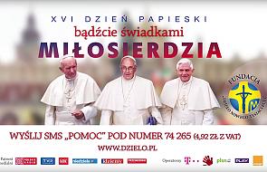 W niedzielę obchody XVI Dnia Papieskiego