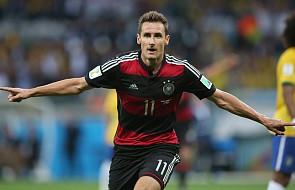 Miroslav Klose zakończył karierę i będzie trenerem