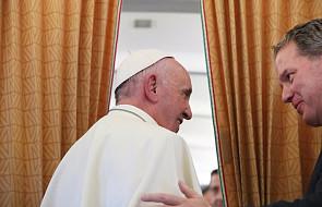 Relacja z papieskiej konferencji prasowej w samolocie - RV