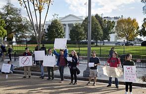 Protesty przeciwko wygranej Trumpa w wyborach prezydenckich