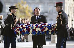 Francja: obchody 98. rocznicy zakończenia I wojny światowej