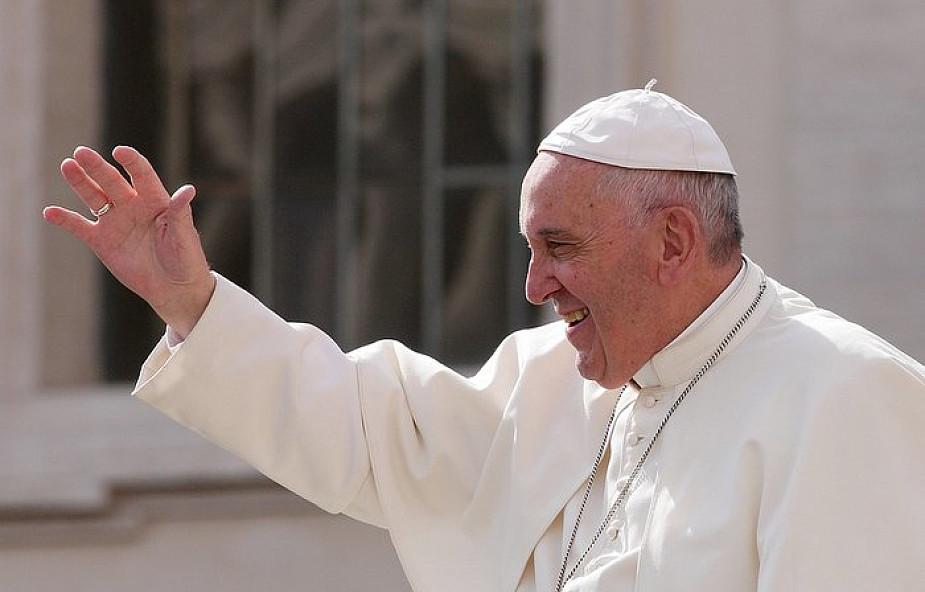Franciszek: miłość chrześcijańska jest konkretna