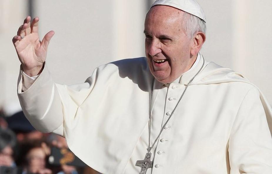 Papież spotkał się z rodzinami byłych księży