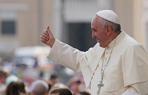 Franciszek: właśnie dlatego nie możemy się bać