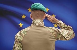UE przyjęła plan wzmacniania swojego bezpieczeństwa